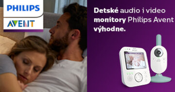 Akcia monitory Philips Avent