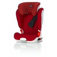 Autosedačka Kidfix XP - Flame Red