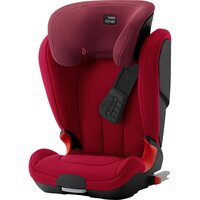 Autosedačka Kidfix XP Flame Red Black Edition 15-36kg