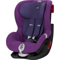 Autosedačka Römer King II LS Mineral Purple Black Edition 9-18kg