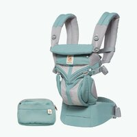 Nosič Omni 360 Cool Air Mesh Icy Mint Ergobaby