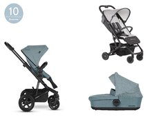Dvojkombinácia Harvey2 All-Terrain Ocean Blue + Buggy XS Mickey Shield Disney za 0,01 €