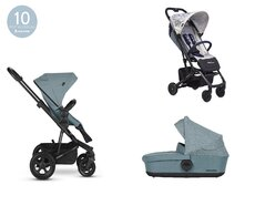 Dvojkombinácia Harvey2 All-Terrain Ocean Blue + Buggy XS Ornament Disney za 0,01 €