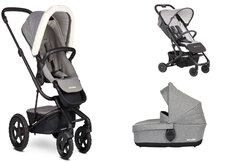 Dvojkombinácia Harvey2 All-Terrain Peak Arctic Grey + Buggy XS Mickey Shield Disney za 0,01 €