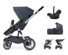 Mobility Set Camino Air.Safe+Scout Deep Water Blue Concord 2018