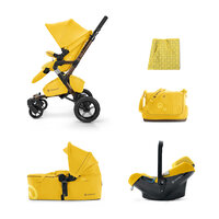 Mobility Set Neo+AIR+Scout  LIMITED EDITION - BLAZING YELLOW 2015