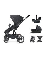 Travel Set Camino Air.Safe+Sleeper 2.0 Cosmic Black Concord 2018
