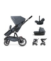 Travel Set Camino Air.Safe+Sleeper 2.0 Steel Grey Concord 2018