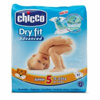 Plienky Chicco Junior 12-25kg 17ks