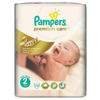 Plienky Pampers Premium Care Mini 72ks 3-6kg