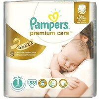 Plienky Pampers Premium Care Newborn 88ks 2-5kg