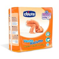 Plienky Chicco Extra Large 16-30kg 14ks