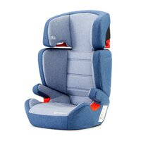 Autosedačka Junior Fix Isofix Navy 15-36kg Kinderkraft