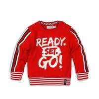 Mikina C-SO FAST READY SET GO ! 98 Red