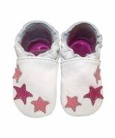 e45a08b7784 Topánky detské hviezdy ružová 20-21