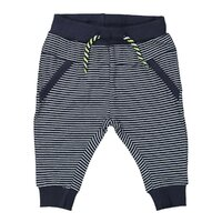 Nohavice A-SO FRESH SPACE IT UP! 56 Navy stripe