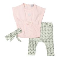 35498fa8d7d4 Set 2-dielny+čelenka A-SO SOFT ALL THE BEST 80 Pink-