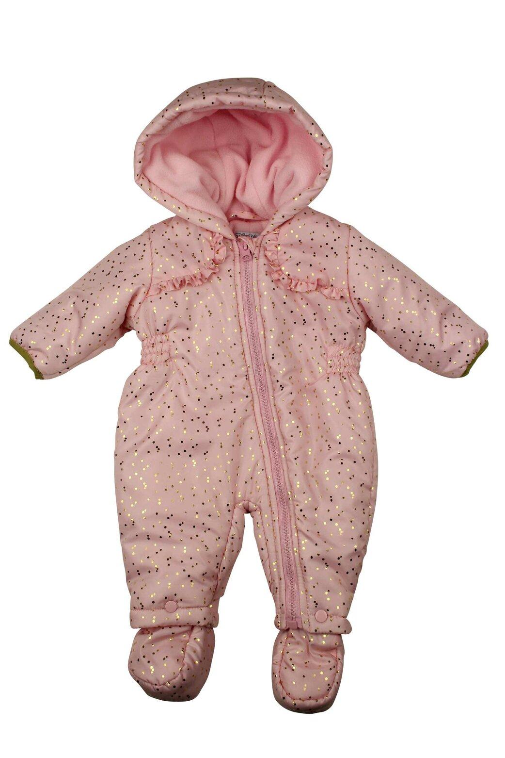 c4f0027dc Kombinéza zimná X-SO SOFT LOVELY LITTLE LADY veľ. 104 pink | Predeti.sk
